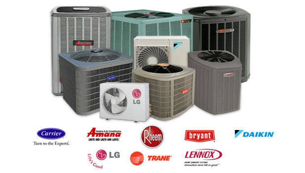 AC and Heating Brands We Service